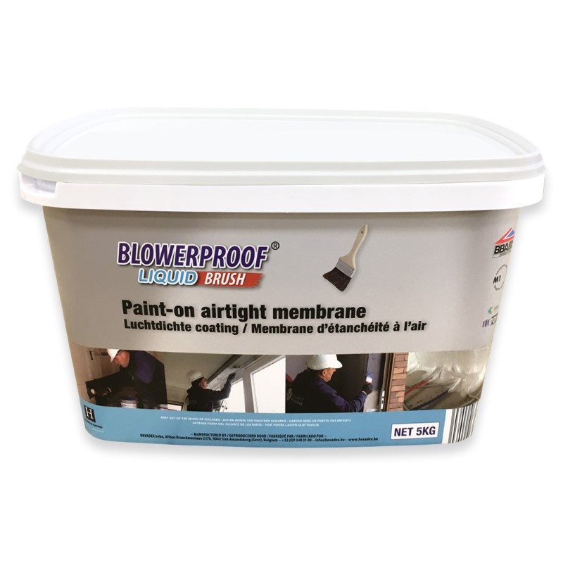Blowerproof Liquid Brush LD